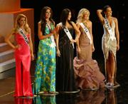 Miss Universe 2006 finalists