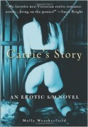 Book cover: Carrie's Story
