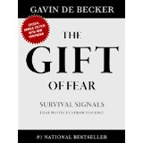 Book cover: The Gift of Fear by Gavin De Becker